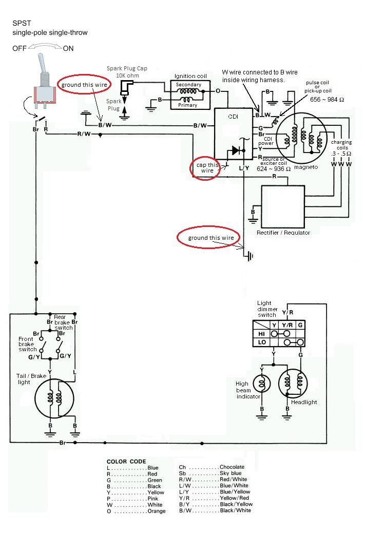2002 Yamaha Road Star 1600 Wiring Diagram